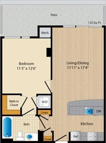 Dc washington allegro p0238305 styleb34 2 floorplan