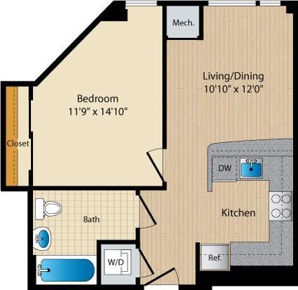 Dc washington allegro p0238305 styleb37 2 floorplan
