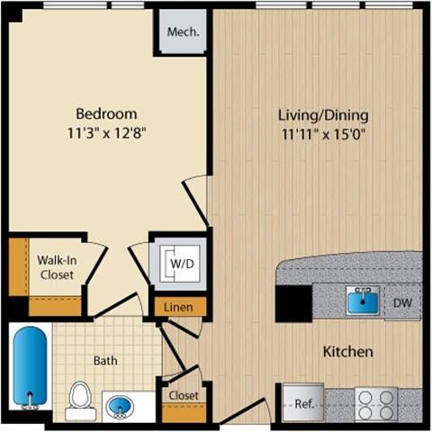 Dc washington allegro p0238305 styleb38 2 floorplan