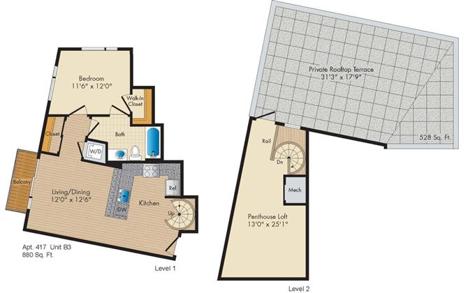 Dc washington allegro p0238305 styleb3penthouse 2 floorplan
