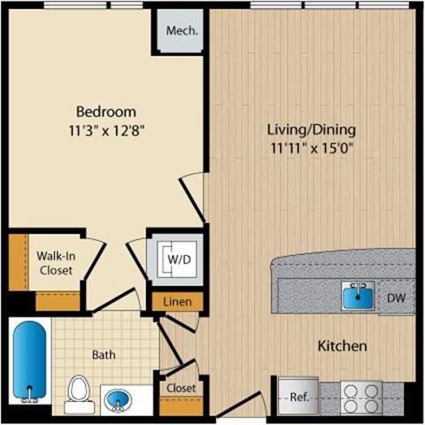 Dc washington allegro p0238305 styleb40 2 floorplan