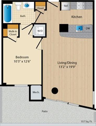 Dc washington allegro p0238305 styleb49 2 floorplan