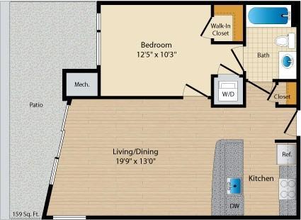 Dc washington allegro p0238305 styleb53 2 floorplan