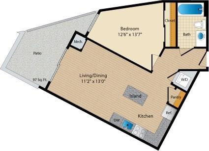 Dc washington allegro p0238305 styleb57 2 floorplan