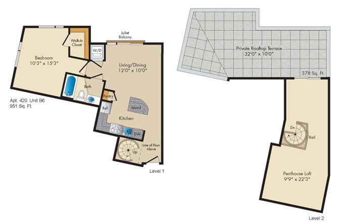 Dc washington allegro p0238305 styleb6penthouse 2 floorplan