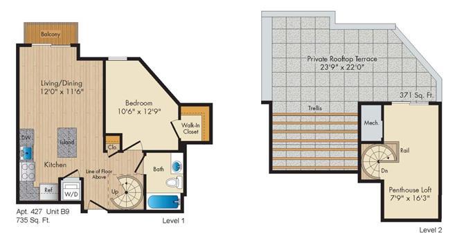 Dc washington allegro p0238305 styleb9penthouse 2 floorplan