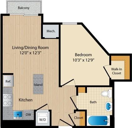 Dc washington allegro p0238305 styleb9 2 floorplan