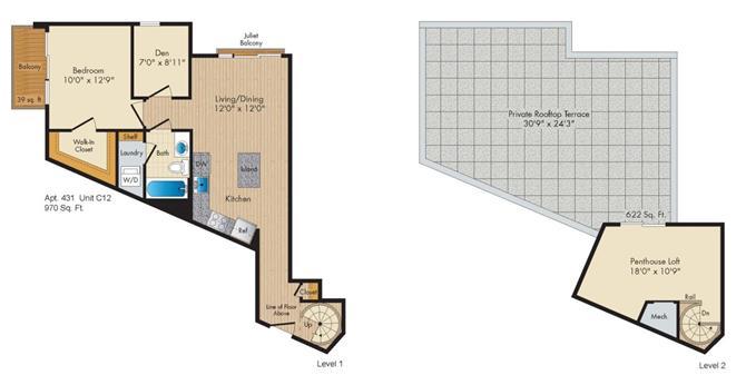 Dc washington allegro p0238305 stylec12penthouse 2 floorplan