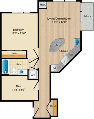 Dc washington allegro p0238305 stylec13 2 floorplan