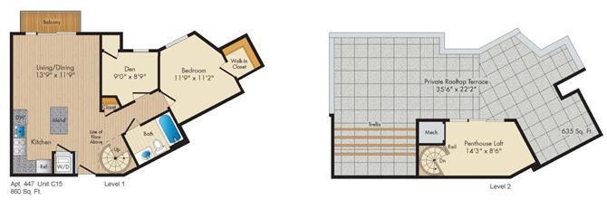 Dc washington allegro p0238305 stylec15penthouse 2 floorplan