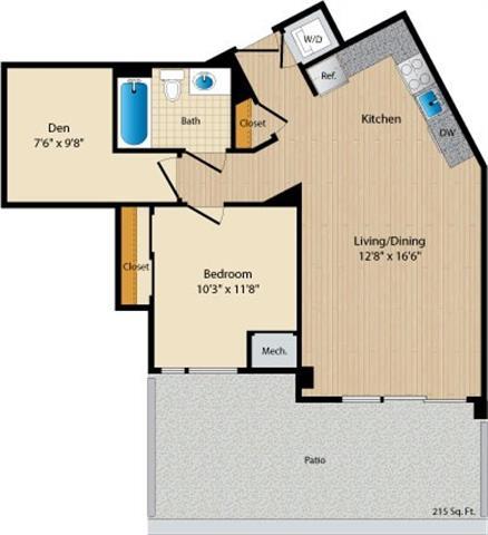 Dc washington allegro p0238305 stylec23 2 floorplan