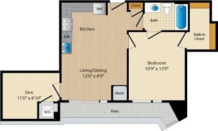 Dc washington allegro p0238305 stylec27 2 floorplan