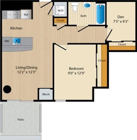 Dc washington allegro p0238305 stylec28 2 floorplan