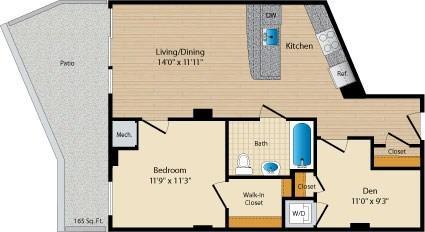 Dc washington allegro p0238305 stylec31 2 floorplan