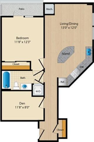 Dc washington allegro p0238305 stylec33 2 floorplan