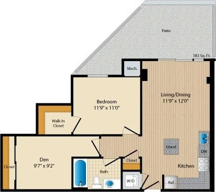 Dc washington allegro p0238305 stylec34 2 floorplan