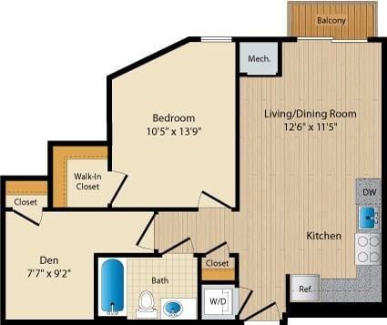 Dc washington allegro p0238305 stylec7 2 floorplan