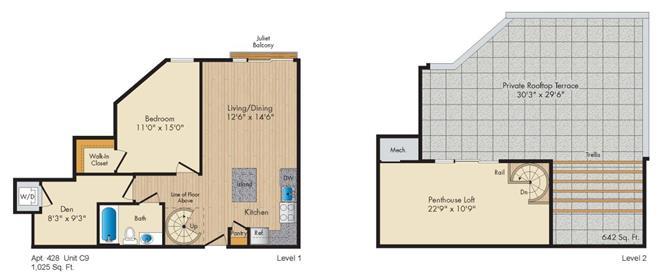 Dc washington allegro p0238305 stylec9penthouse 2 floorplan