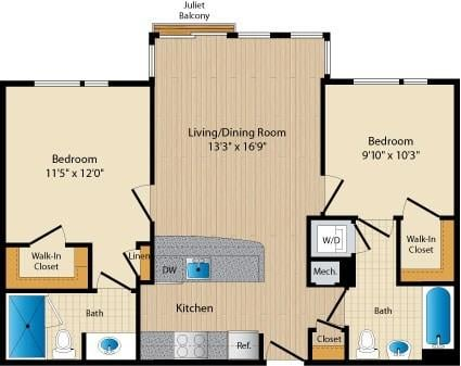 Dc washington allegro p0238305 styled2 2 floorplan