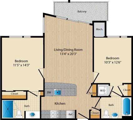 Dc washington allegro p0238305 styled5 2 floorplan