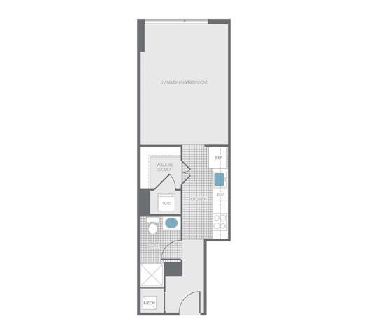 Dc washington newseumresidences p0238310 studio1bath490 2 floorplan