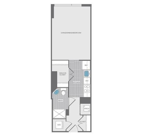 floorplan image of 0311
