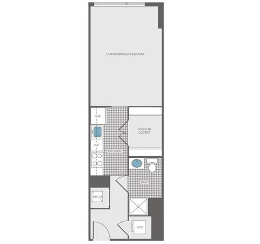 Dc washington newseumresidences p0238310 studio1bath521 2 floorplan