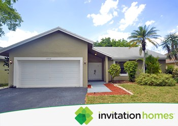 12313 Nw 26 Court 3 Beds House for Rent Photo Gallery 1