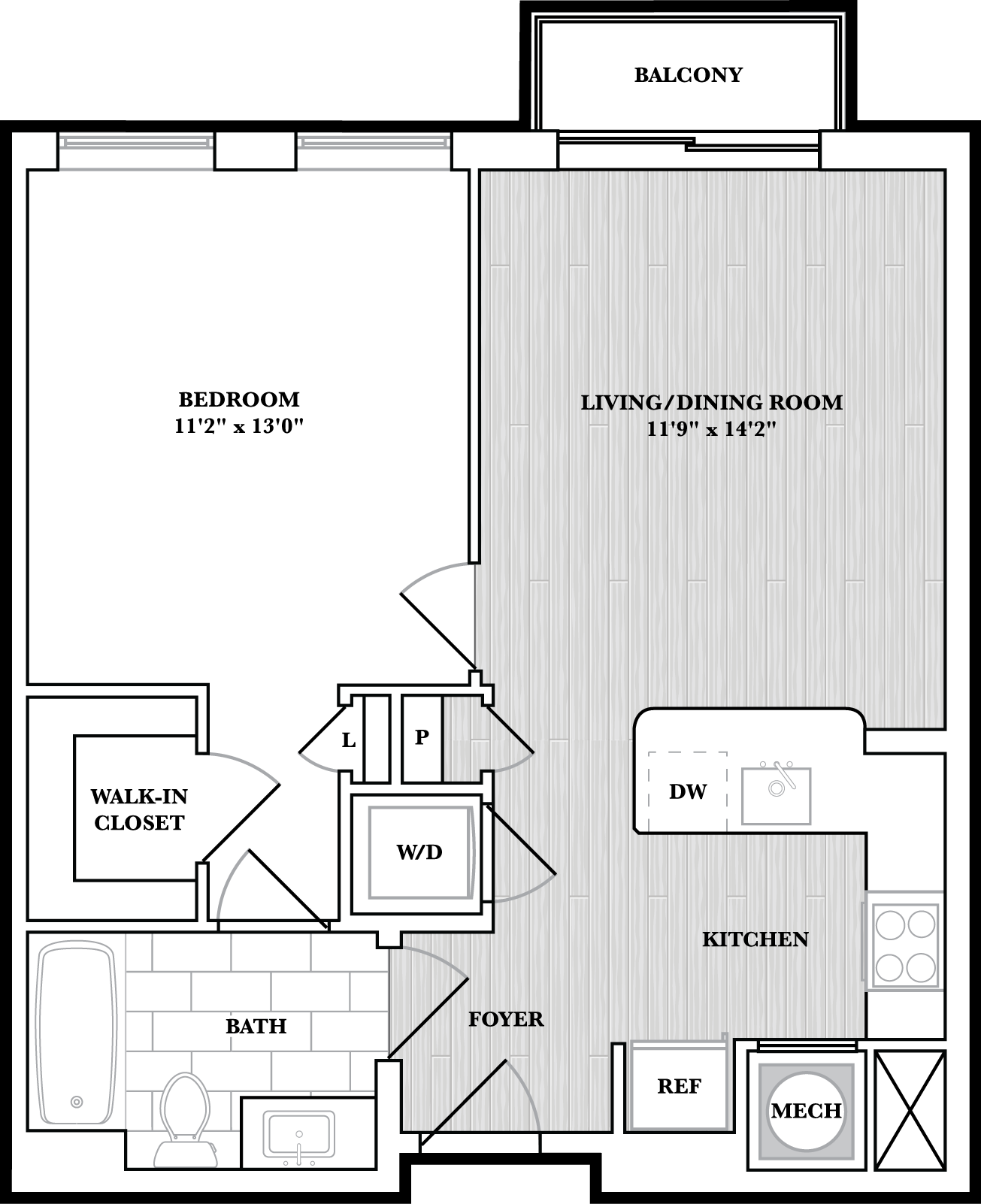 floorplan image of N426