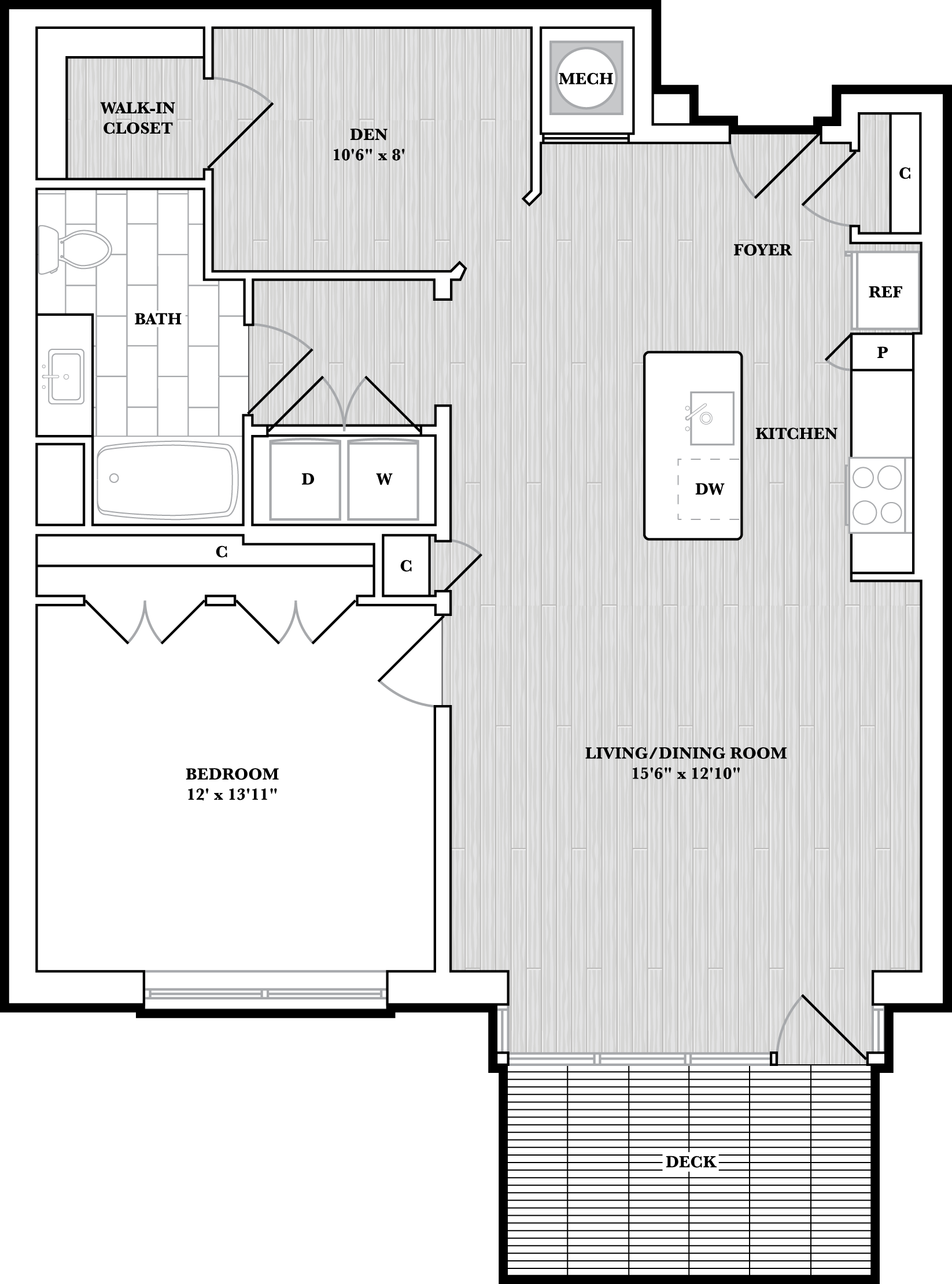 floorplan image of S211