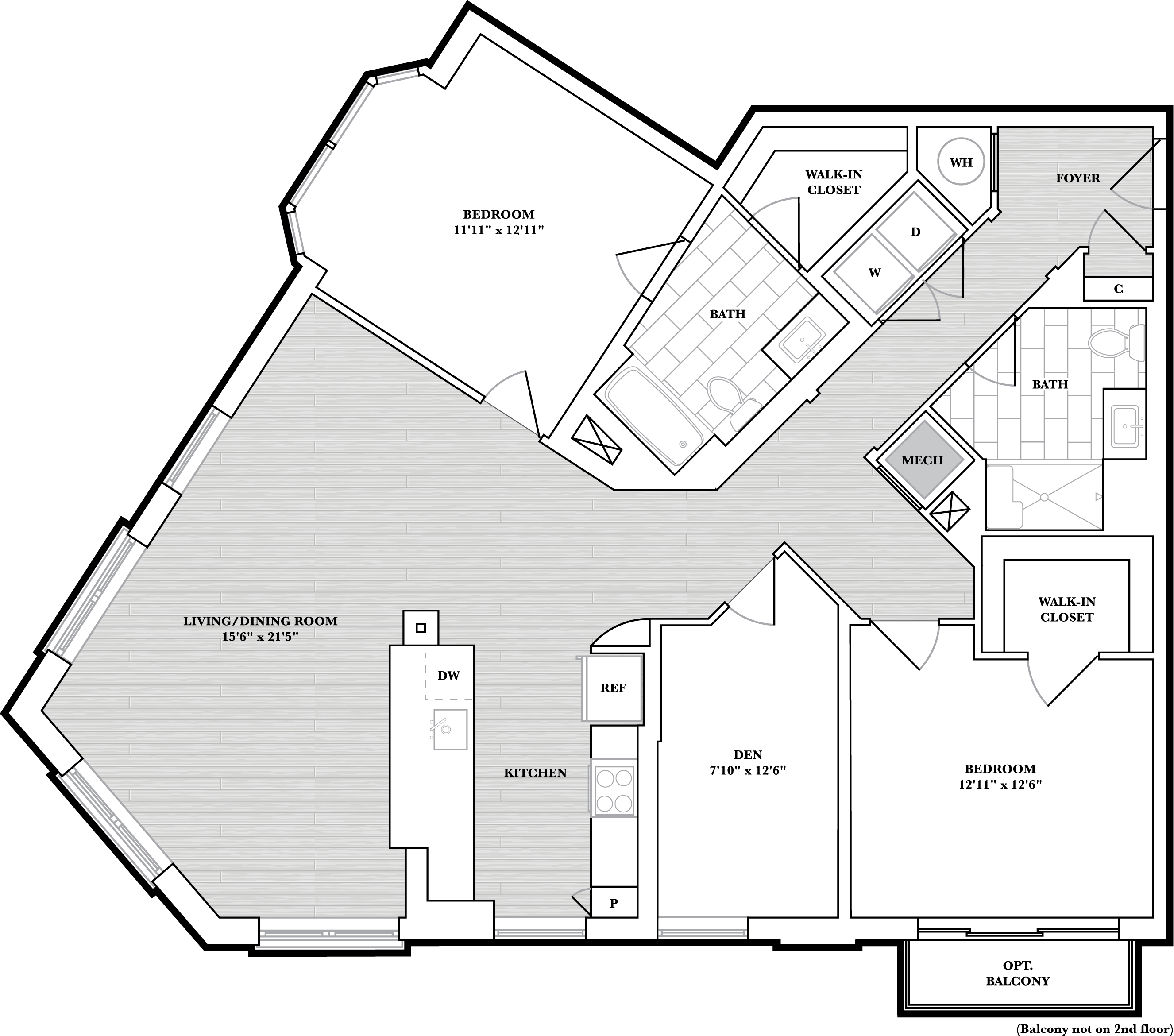 floorplan image of N432