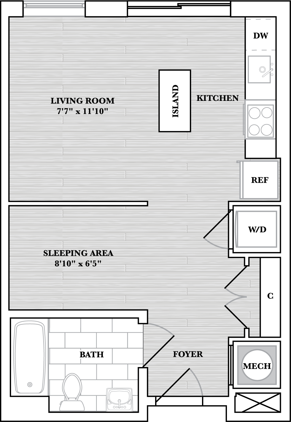 floorplan image of N226