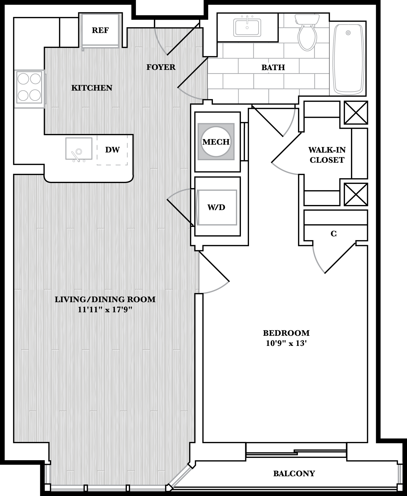 floorplan image of N225