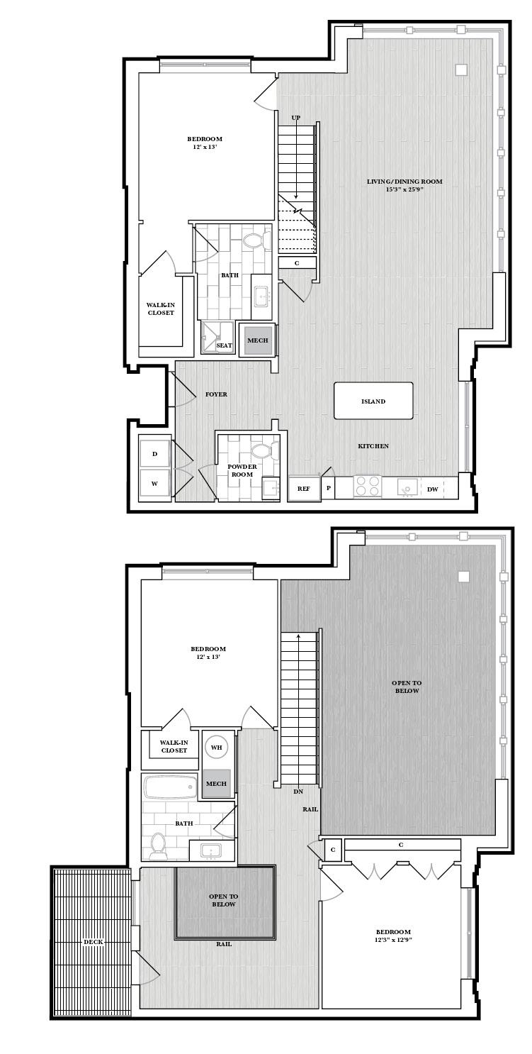 floorplan image of S201