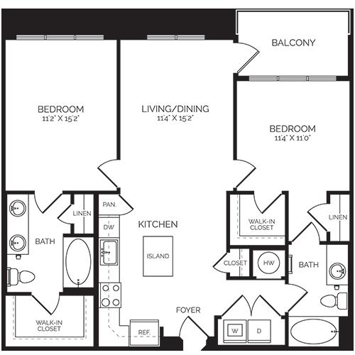 floorplan image of 034
