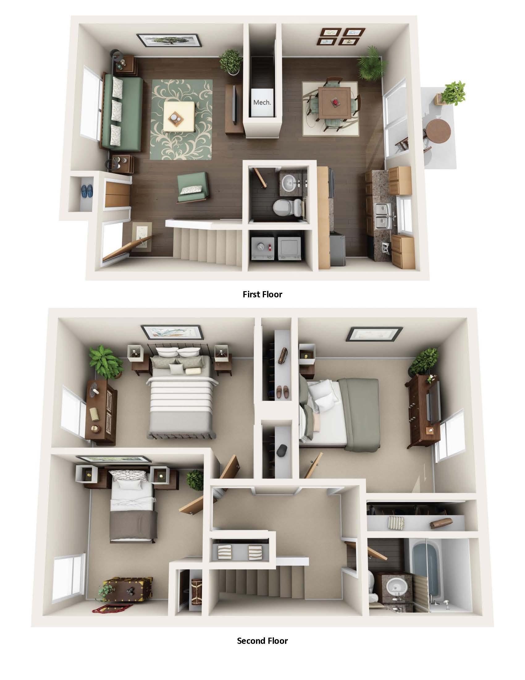 Park Shore Apartments C1