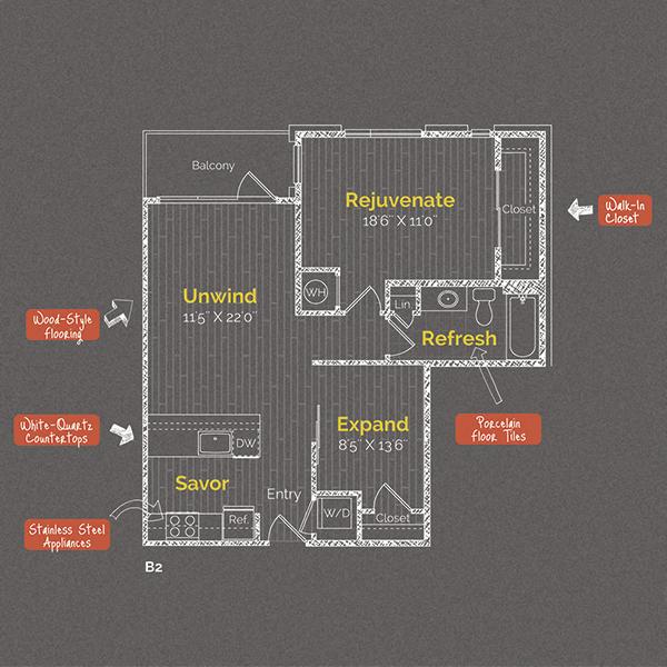 plan view 601