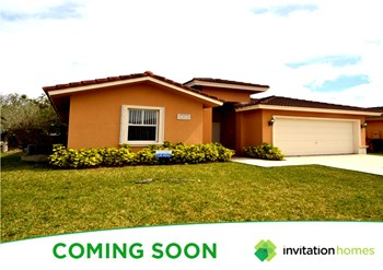 2803 Sw 149 Avenue 3 Beds House for Rent Photo Gallery 1