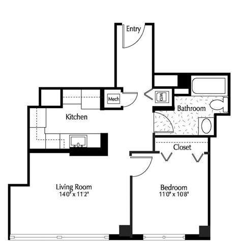 Dc washington thelexingtonatmarketsquare p0245090 1b1b606sf 2 floorplan