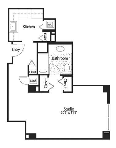 Dc washington thelexingtonatmarketsquare p0245090 studio562sf 2 floorplan