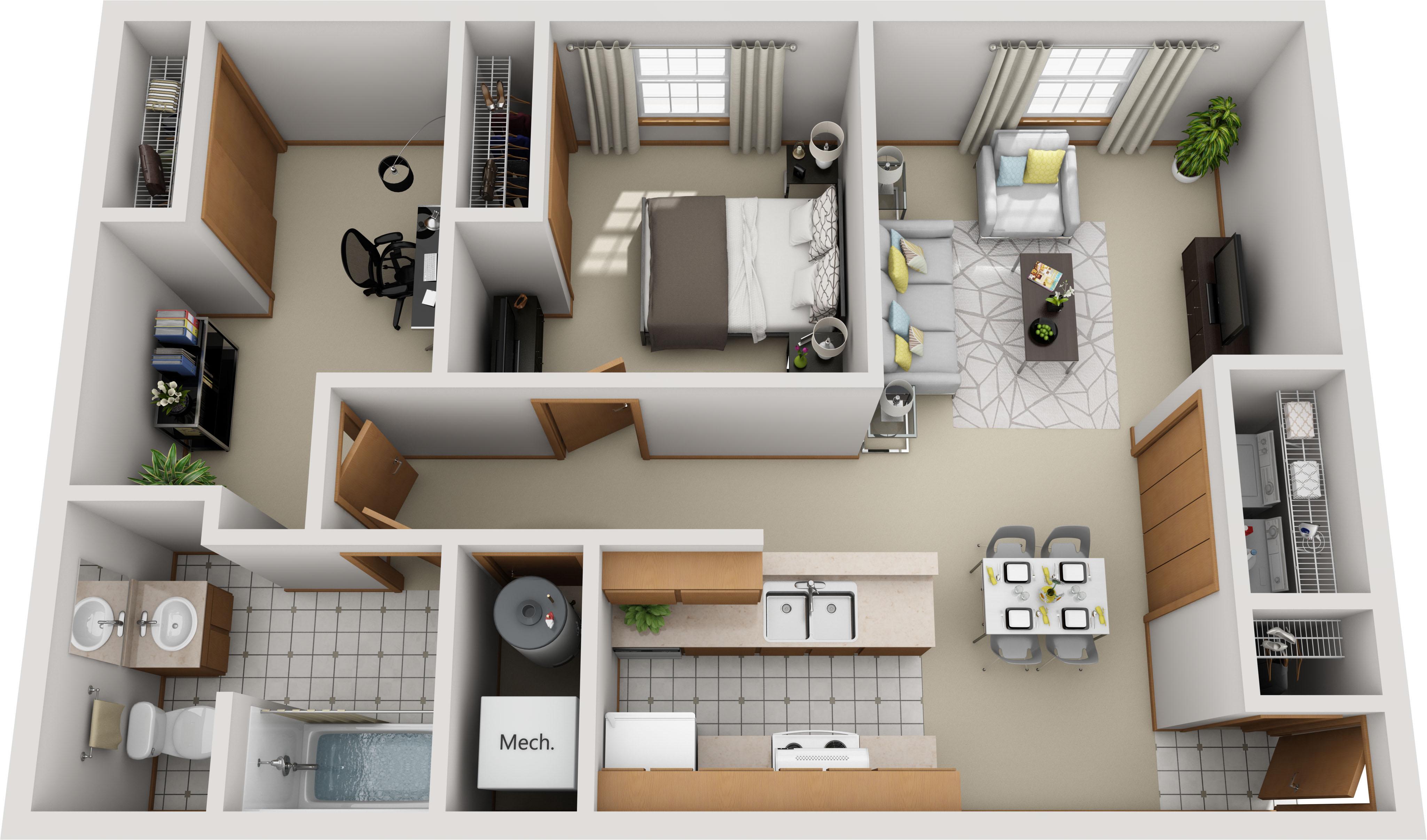 Sawmill Crossing | Champion Apartments