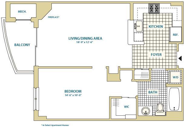 Va arlington instratapentagoncity p0247408 styleb2679sf 2 floorplan