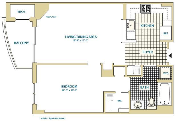 Va arlington instratapentagoncity p0247408 styleb2bb2c694sf 2 floorplan