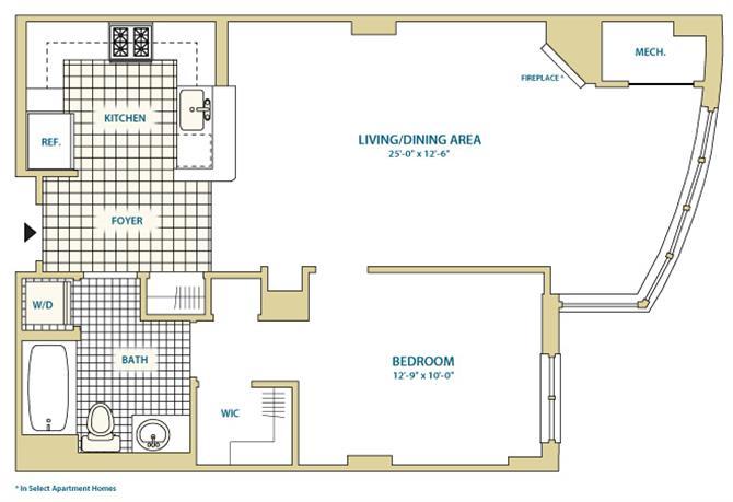 Va arlington instratapentagoncity p0247408 styleb3ab3b719sf 2 floorplan