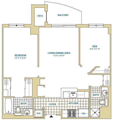 Va arlington instratapentagoncity p0247408 stylec2a901sf 2 floorplan