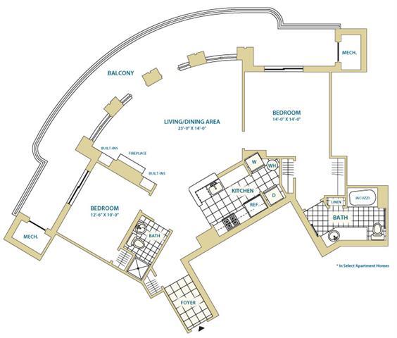 Va arlington instratapentagoncity p0247408 styled101285sf 2 floorplan
