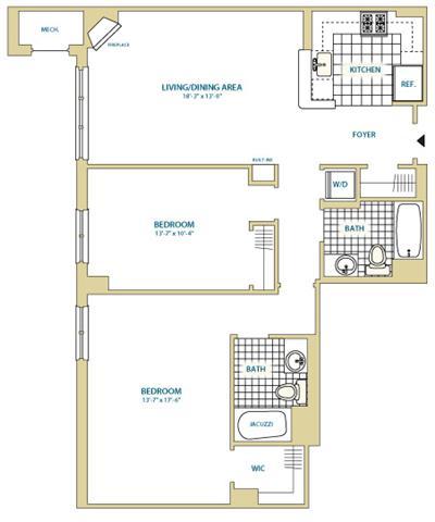 Va arlington instratapentagoncity p0247408 styled21063sf 2 floorplan