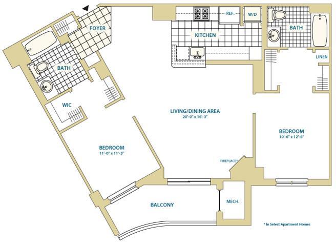 Va arlington instratapentagoncity p0247408 styled41048sf 2 floorplan
