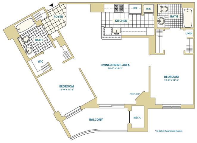 Va arlington instratapentagoncity p0247408 styled4ad4bd4h1051sf 2 floorplan