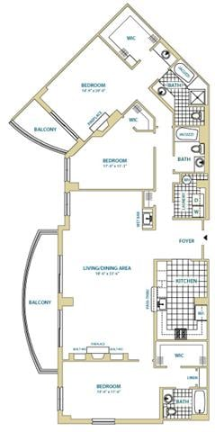 Va arlington instratapentagoncity p0247408 stylef32189sf 2 floorplan
